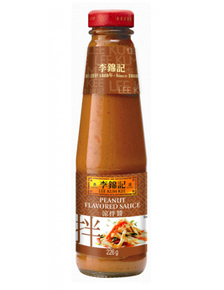 LKK Peanut Flavoured Sauce - 226g