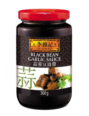 LEE KUM KEE BLACK BEAN GARLIC SAUCE -368G