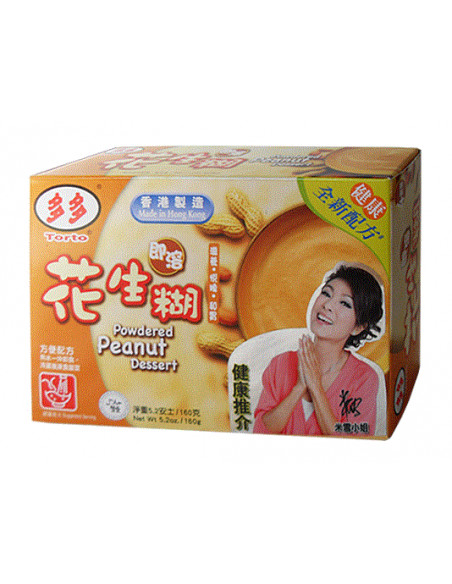 Torto Instant Peanut Paste - 160g
