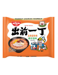 NISSIN Demae Ramen Hokkaido Miso Tonkotsu Flavour - 100g