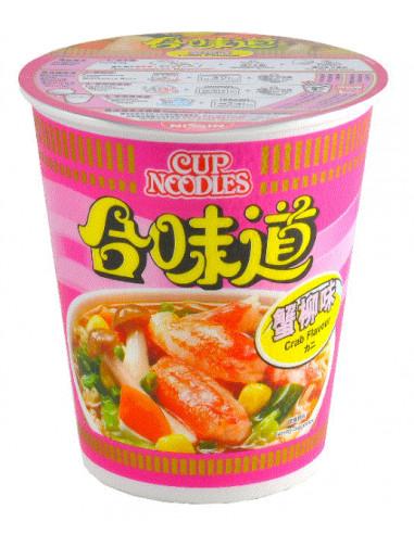 NISSIN Cup Noodle Crab Flavour - 75g