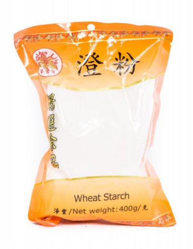 GOLDEN LILY WHEAT STARCH - 400g
