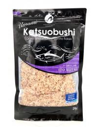 KATSUOBUSHI DRIED AND SMOKED BONITO FLAKES - 20g