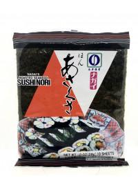 NAGAI'S ROASTED SEAWEED SUSHINORI - 28g