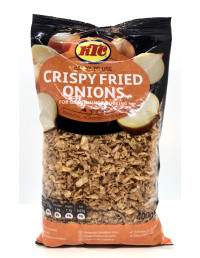 KTC CRISPY FRIED ONIONS - 400g