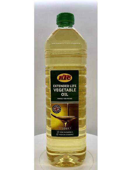 KTC EXTENDED LIFE VEGEABLE OIL - 1L
