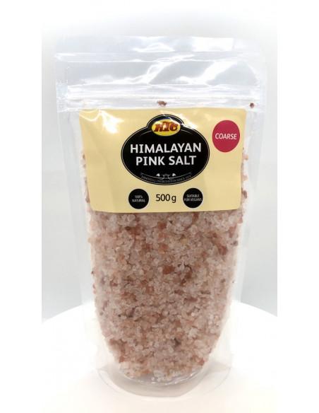 KTC HIMALAYAN PINK SALT COARSE - 500g