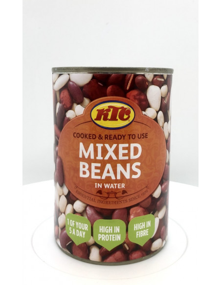 KTC MIXED BEANS IN WATER - 400g