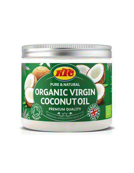 KTC ORGANIC VIRGIN COCONUT OIL - 250ml