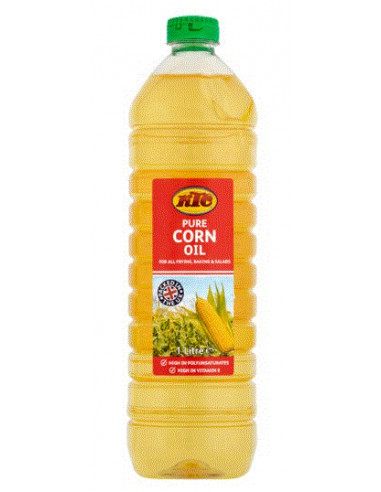 KTC CORN OIL (PET) - 1L