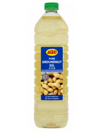 KTC GROUNDNUT OIL (PET) - 1L