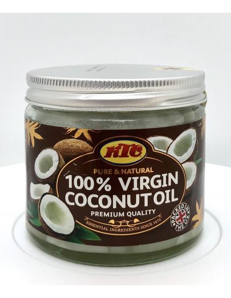 KTC 100% VIRGIN COCONUT OIL - 250ml
