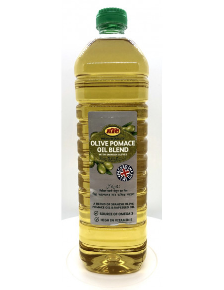 KTC OLIVE POMACE OIL BLEND - 1L