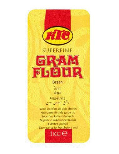 KTC GRAM FLOUR - 1KG