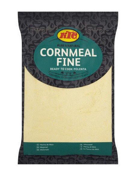 KTC CORNMEAL FINE - 375g