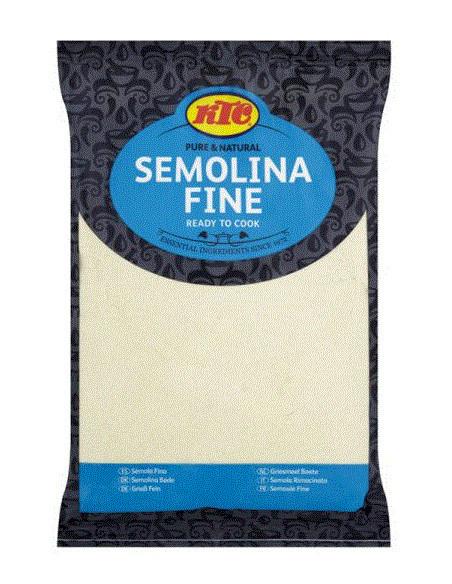 KTC SEMOLINA FINE - 375g