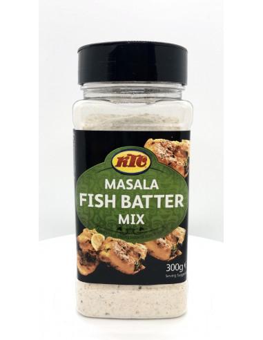 KTC MASALA FISH BATTER MIX - 300g