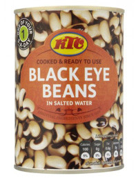 KTC BLACK EYE BEANS - 400g