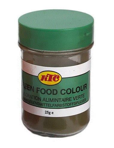 KTC FOOD COLOUR GREEN - 25g