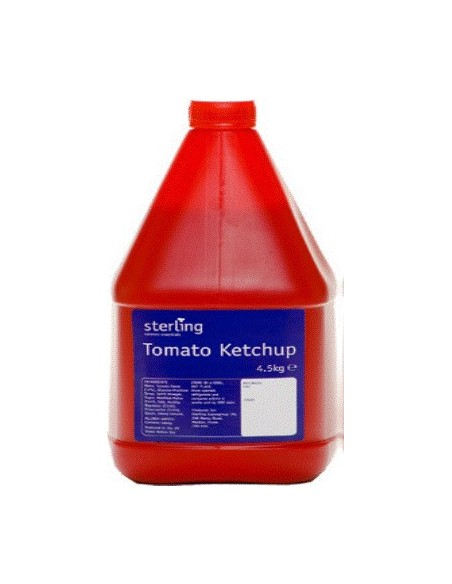 Tomato Ketchup - 4.5l - Sterling