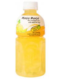 MOGU MOGU PINEAPPLE FLAVOURED DRINK WITH NATA DE COCO - 320ml