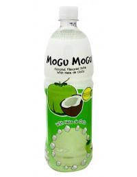 MOGU MOGU COCONUT FLAVOURED DRINK WITH NATA DE COCO - 1L