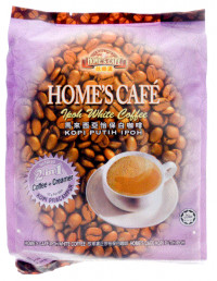 Home's Cafe 2in1 WHITE Coffee - 375g