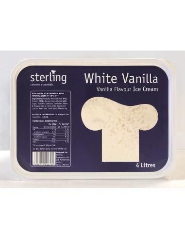 STERLING VANILLA ICE CREAM - 4L