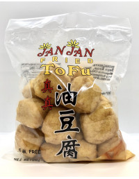 JAN JAN FRIED TOFU - 250g