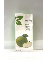 SCE APPLE JUICE - 1L