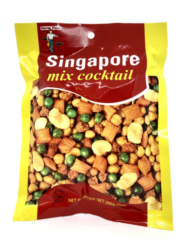 FARM PACK SINGAPORE MIX COCKTAIL - 200g