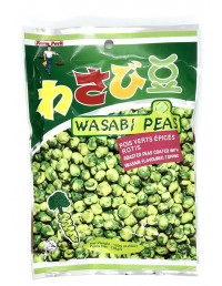 FARM PACK ROASTED PEAS COATED WITH WASABI FLAVOURED TOPPING - 120g