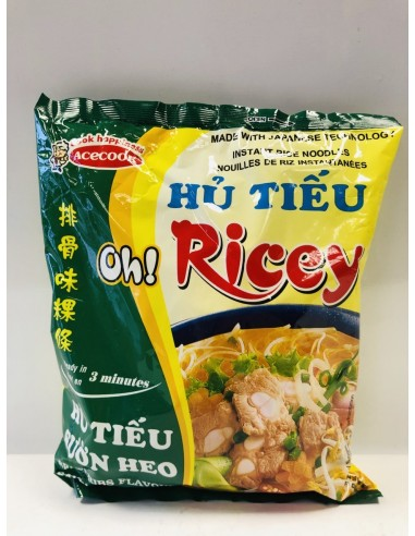OH! RICEY INSTANT RICE NOODLES SPARE...
