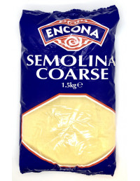 ENCONA SEMOLINA COARSE - 1.5KG
