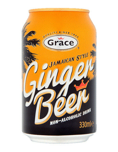 GRACE JAMAICAN STYLE GINGER BEER - 30ml
