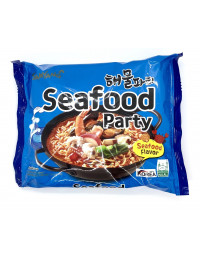 SAMYANG SEAFOOD PARTY RAMEN - 125g