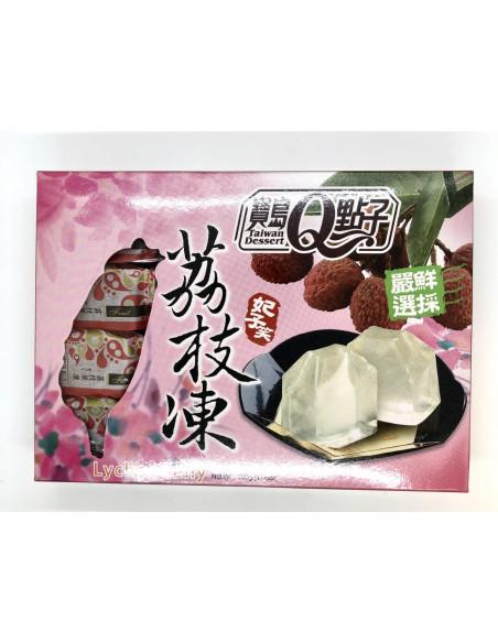 TAIWAN DESSERT JELLY LYCHEE FLAVOUR - 500g