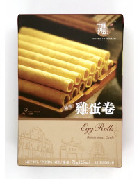 OCTOBER FIFTH BAKERY EGG ROLLS - 72g