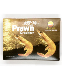 YANGTSE RIVER PRAWN CRACKERS - 227g