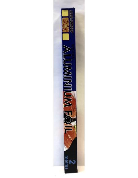 ALU-WRAP KITCHEN ALUMINIUM FOIL - 450mm X 2m