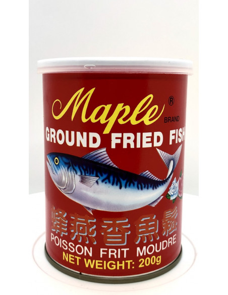 MAPLE GROUND FRIED FISH - 200g