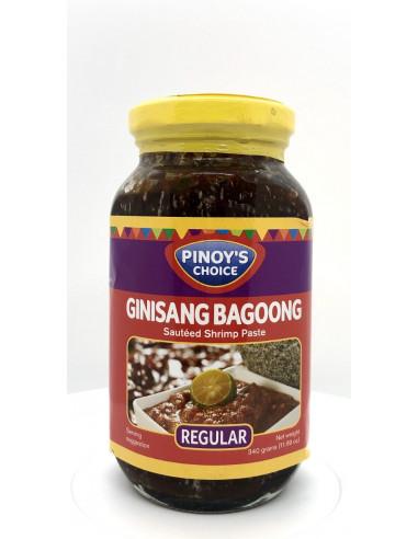 PINOY'S CHOICE GINISANG BAGOONG REGULAR - 340g