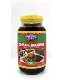 PINOY'S GINISANG BAGOONG SWEET FLAVOUR - 340g