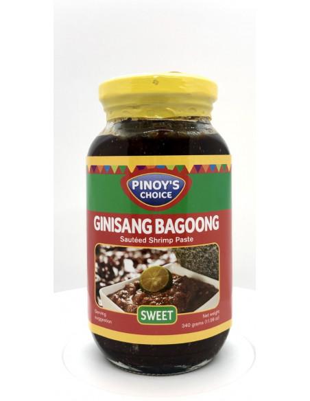 PINOY'S GINISANG BAGOONG SWEET FLAVOUR - 340g