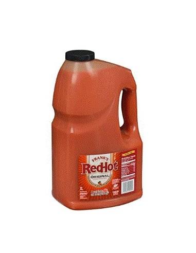 Hot Sauce - 3.38l - Frank's