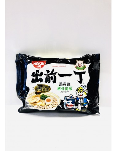 NISSIN INSTANT NOODLE TONKOTSU WITH...