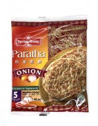 SPRING HOME FROZEN PARATHA ONION FLAVOUR - 325g
