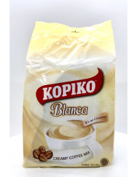 KOPIKO BLANCA CREAMY COFFEE MIX - 10 X 30g