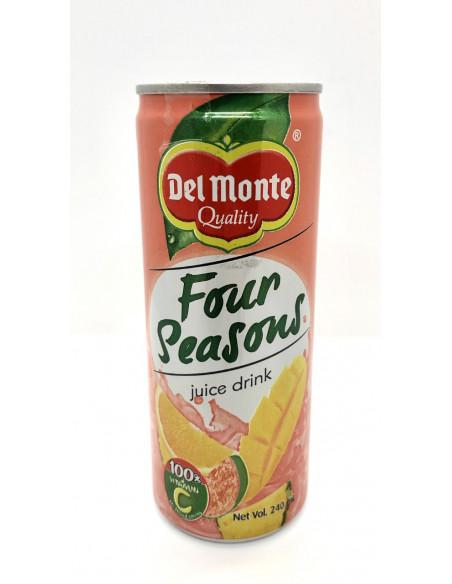DEL MONTE FOUR SEASONS JUICE DRINK - 240ml