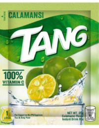 TANG CALAMANSI JUICE DRINK - 25g
